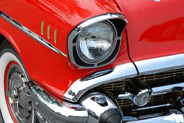 Classic Cars Roll into Orono